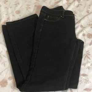 White House Black Market flare jeans